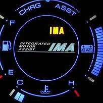 Is It Safe To Drive A Honda Hybrid Car When The Ima Light On Blebee Batteries