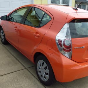 Toyota Prius Hybrid replacement battery